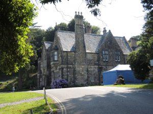 Plas Glyn Y-Weddw Gallery in Wales